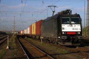 Br185 in Lehrte